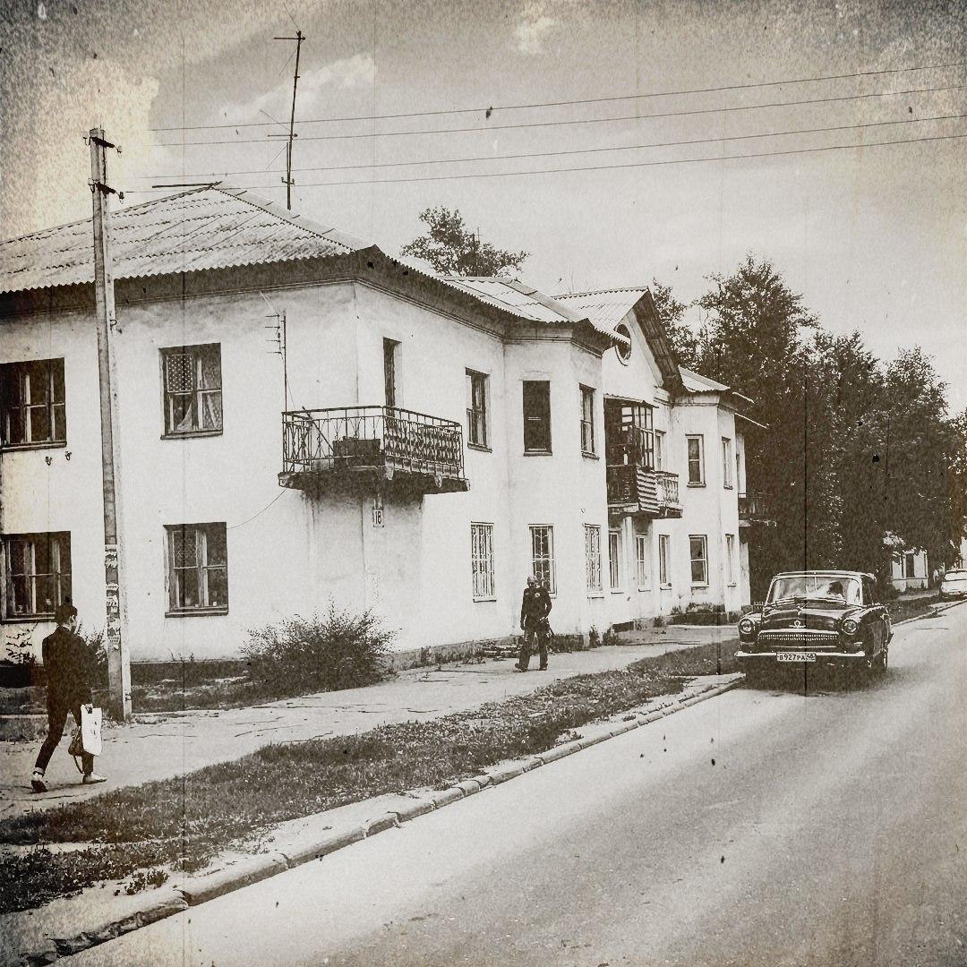 Какого года эта фотография Липецка?