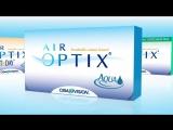 Семейство контактных линз AIR OPTIX AQUA