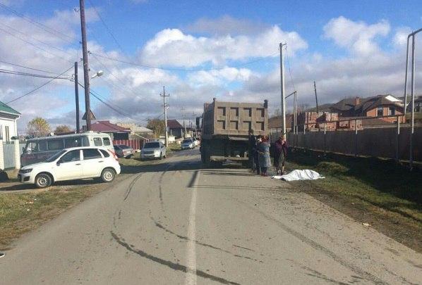 В Абазинском районе под колесами «семерки» погибла пенсионерка