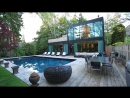 Оригинальное дизайнерское решение. Стеклянный дом за $ 4,2 млн. долларов.
