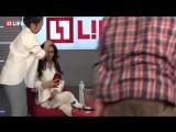 Разговор о сексе с Аленой Водонаевой в прямом эфире
