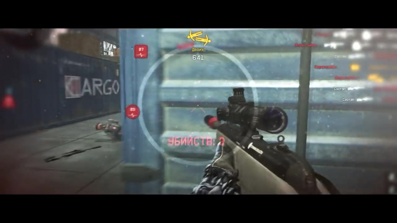 Warface ▶ Steyr Scout ▶ FragMovie
