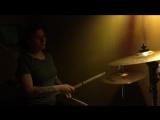 Nihil Nonsons - репетиция Пой Ноль (гитара и барабаны)