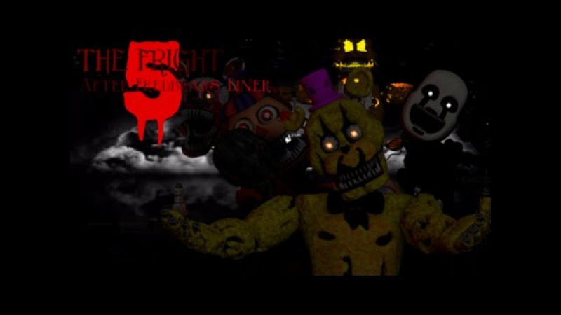 The Fright After Fredbears Diner 5 extra