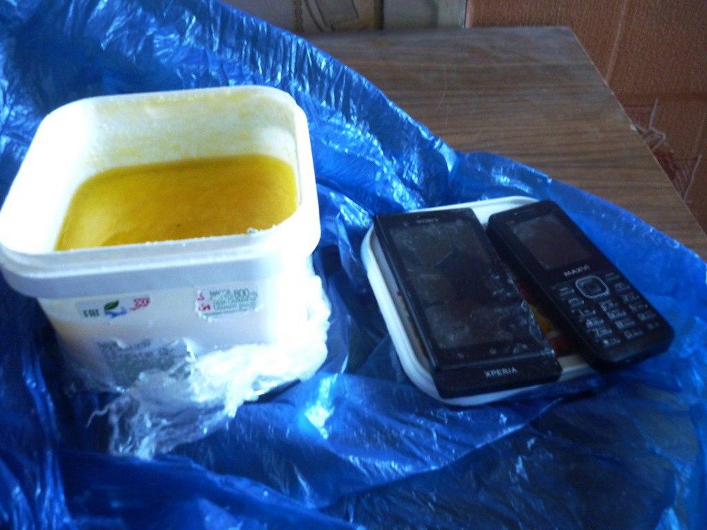 В Таганроге в банках с медом и шоколадом  пытались передать мобильные  телефоны в СИЗО №2
