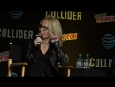 Clip From NYCC Panel with The X-Files Cast