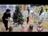 Новогодний утренник 2016. Младшая группа. Детский сад АртФэмили г. Тверь.