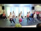 Bouje by ChikaZ Kids (Dancing steps, 22.03 - Tower) HD