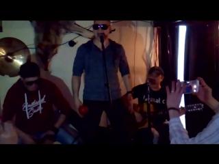 Петр Брок и группа ПОЛУГОРА Группа крови (Виктор Цой cover)