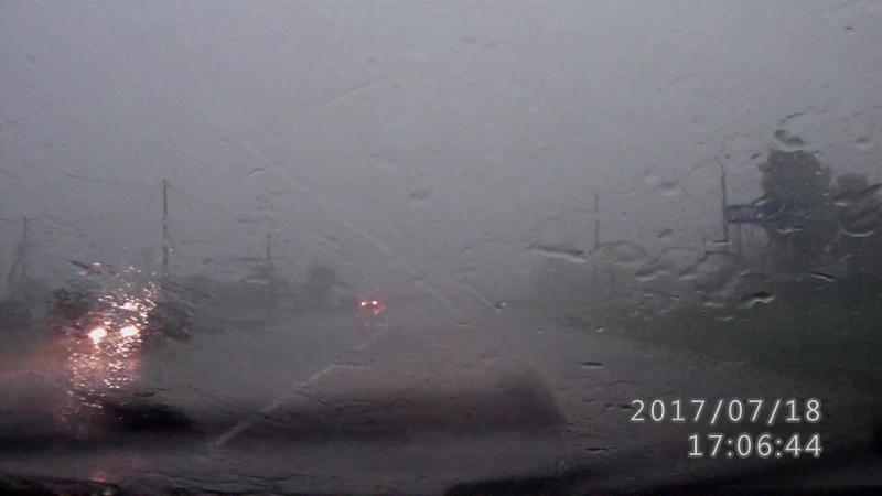 Буря в Кирове 18.07 ч.2
