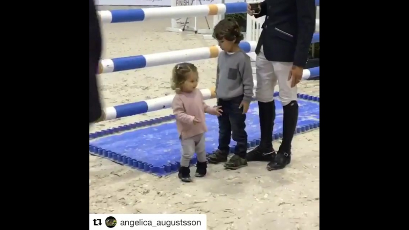 Marlon Modolo Zanotelli и его дочь Мелисса