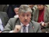 О Путине и коррупции... Скандальная речь Грудинина!