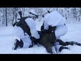 Подразделения антитеррора РВСН отбили атаку «диверсантов»