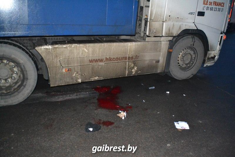 Скончался пострадавший в результате ДТП в Бресте пешеход