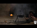Что произойдет с глушителем на пулемете M249
