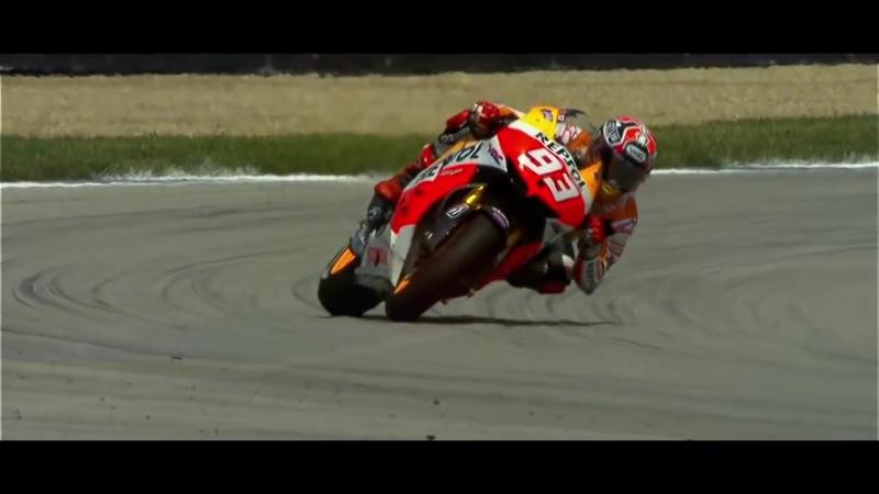 Best of MotoGP Drifting in Slow Motion