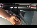 HouseFit HT-9113HP магнитная складная беговая дорожка
