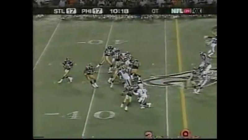 NFL | 2001 | Week 1 | St. Louis Rams @ Philadelphia Eagles | Part 2