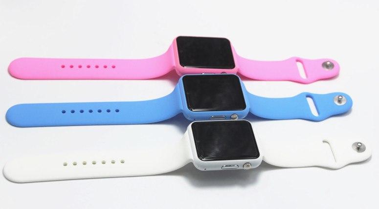 Умные Часы Телефон Smart Watch G11 (белые) с функцией звонка по самой низкой цене в Shopmz!