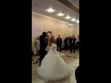 наш перший весільний танець❤