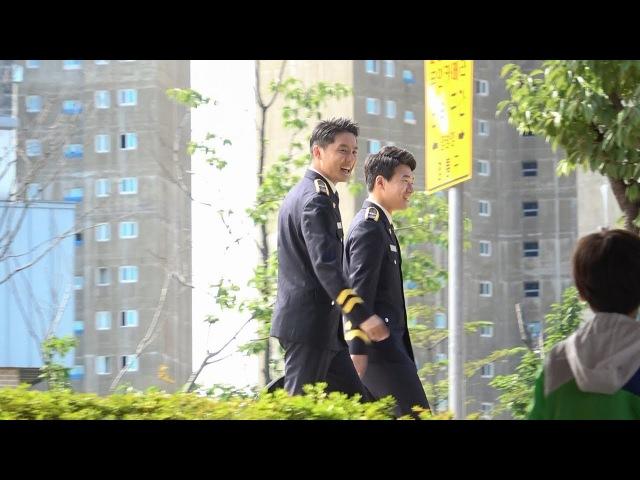 170916 광교 호수공원 마당극장 가족사랑 걷기대회 경기남부경찰 홍보단 등장!44
