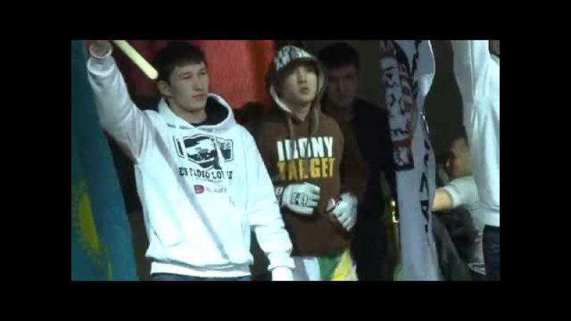 Кайрат Ахметов - Фарход Фирузи\MMA