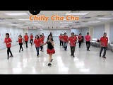 Chilly Cha Cha (by Totoy Pinoy) - Line Dance (Beginner) ~