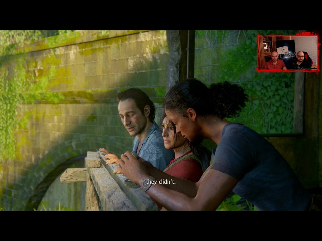 NoThx Gataka playing Uncharted: The Lost Legacy EP08