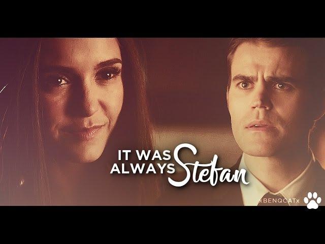 Stefan Katherine [It Was Always Stefan] 8x16