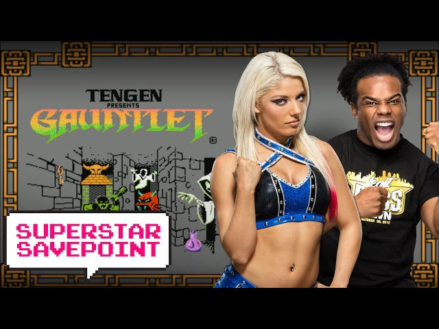 ALEXA BLISS on her love for The Lonely Island, *NSYNC Panic! At The Disco! — Superstar Savepoint