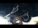 Тюнинг выхлопа Subaru EZ30 Exhaust sys. tuned by OR FAB ( Raptor STI Gen)