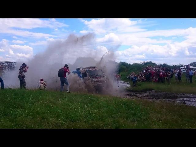 Silk Way Rally 2017 Kamaz master