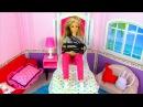 Мультик Барби НЕ ПУСТИЛ НА РАБОТУ Беременная Кукла Жизнь в Доме мечты Игрушки