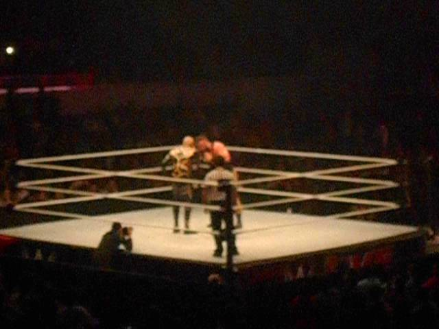 WBSOFG WWE Manila 2016 Goldust vs Braun Strowman