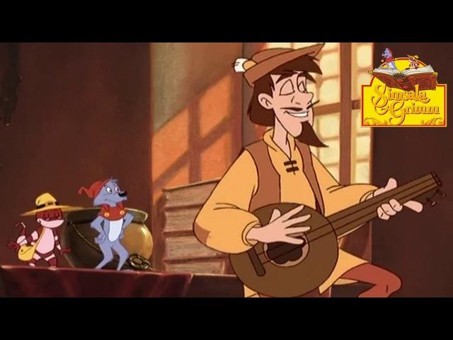Le Vaillant petit tailleur Simsala Grimm HD Dessin animé des contes de Grimm
