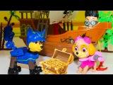 Мультики Щенячий патруль все серии подряд Развивающие мультфильмы про игрушки P...