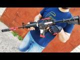 Как сделать M4A1-S Cyrex из CSGO своими руками DIY