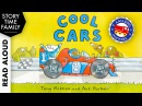COOL CARS Amazing Machines by Tony Mitton Ant Parker Read Aloud Story