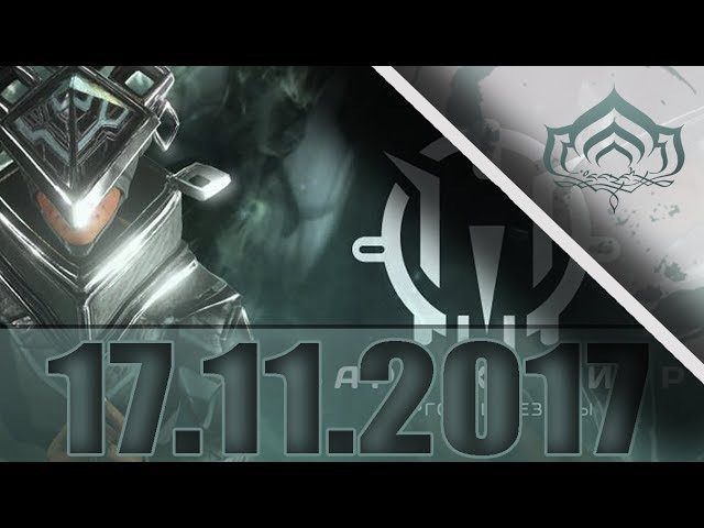 Warframe Торговец - Новый Прайм Мод!