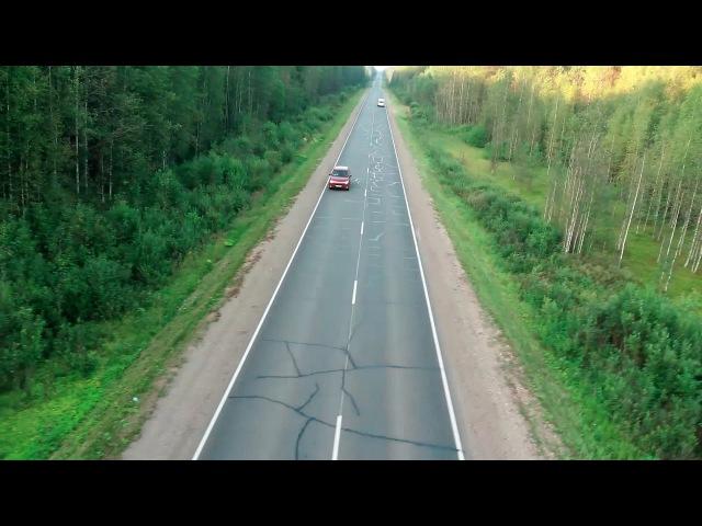 Трасса Визинга-Сыктывкар. Летим на воздушном шаре в ЫБ