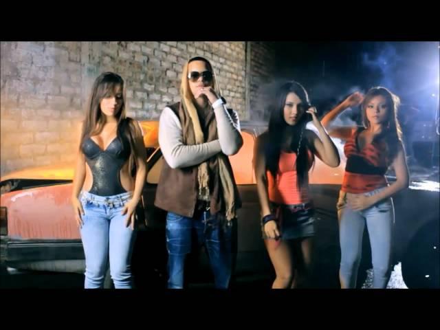 Baby Rasta Gringo Ft. J Alvarez - Volver Amar (Video Official) HD