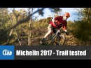 Michelin 2017 MTB tyres trail tested
