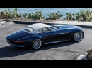 Mercedes-Maybach 6 Cabriolet Trailer