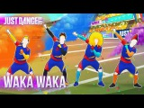 Just Dance 2018 Waka Waka (This Time For Africa) - 4 players