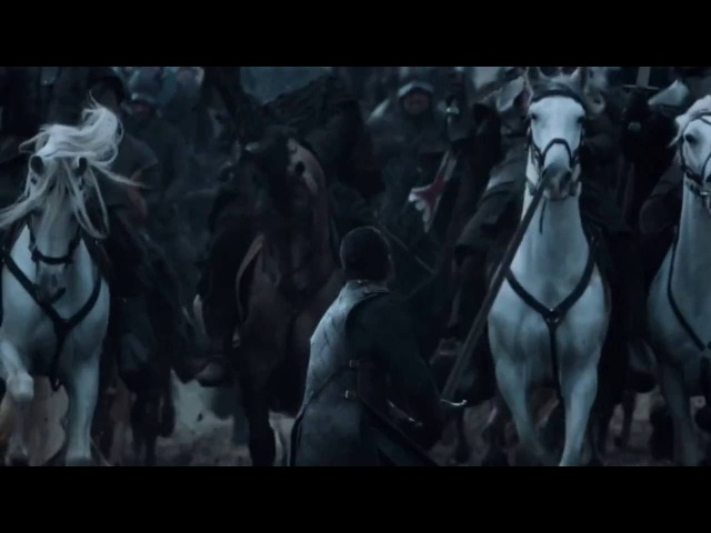 Game of Thrones 6x09 - Jon Snow vs Bolton Army - SINGLE TAKE TRACKING SHOT
