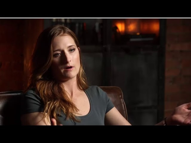 Mr Robot Season 3 Interview Dom (Grace Gummer)