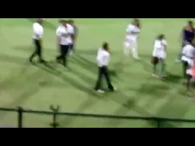 ★ Shah Rukh Khan's Somersault On KKR's IPL 2014 Win ★