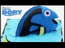 Disney FINDING DORY Cake - How To By CAKE STYLE Decorating