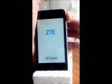 ZTE Blade AF3 -  сделать Hard Reset (сброс к заводским настройкам)