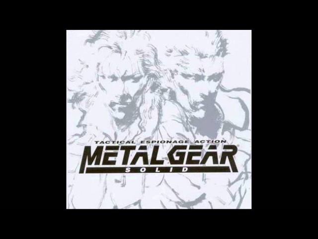 Metal Gear Solid (PS1PC) Complete Soundtrack